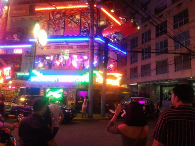 Filipinler baskenti Manila
