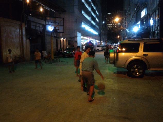 Filipinler başkenti Manila