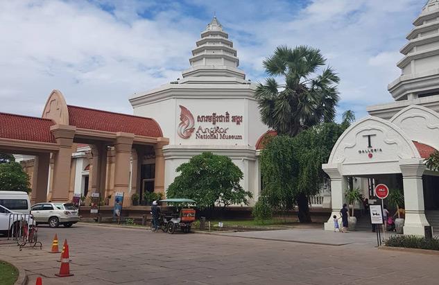 Angkor Ulusal Muzesi