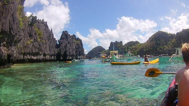 Filipin adaları el nido
