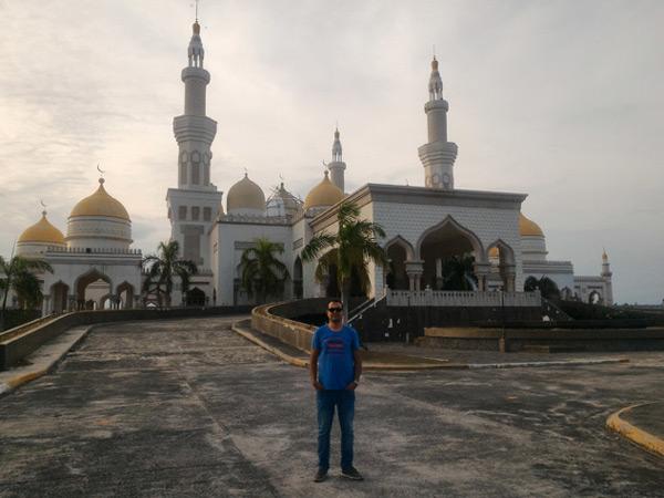 Filipinler tatil yerleri the grand mosque