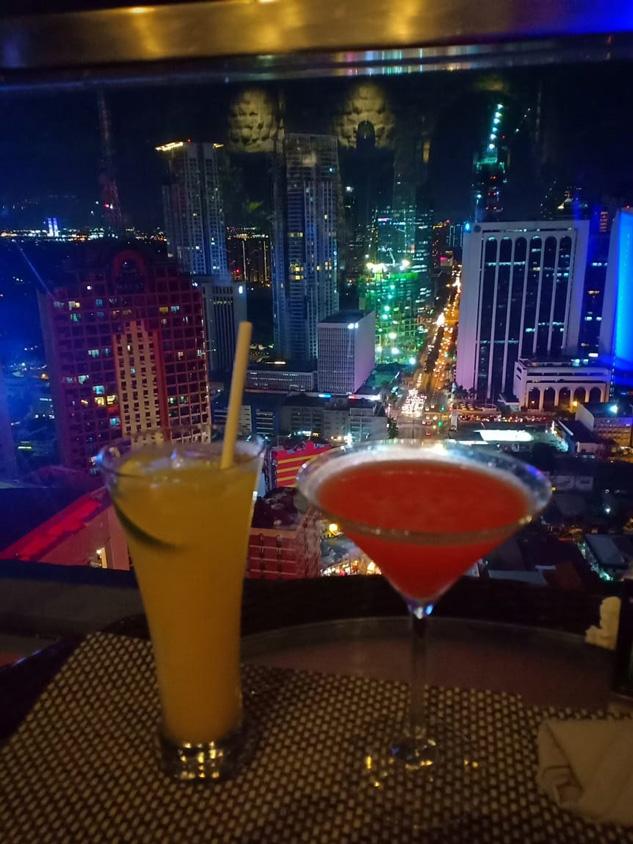 Manila gece hayati