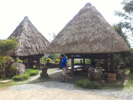 Batad gezilecek yerler - eski evler