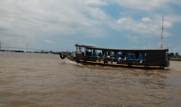 Dünyanın en uzun nehirleri Mekong Nehri