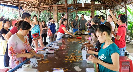 Saigon mekong delta turu