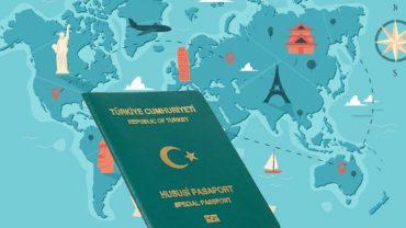 yeşil pasaporta vize istemeyen ülkeler - yeşil pasaportun avantajları