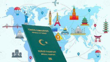 yeşil pasaporta vize isteyen ülkeler