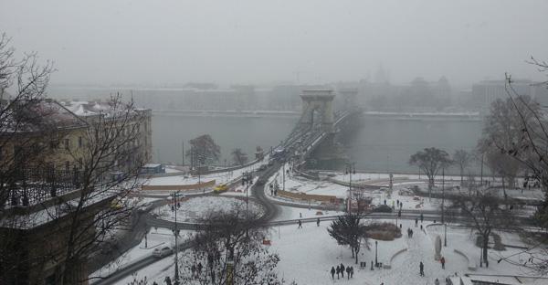 Budapeşte gezi notları - Zincir Köprüsü