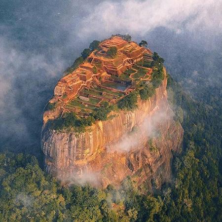 Dünyanın egzotik tatil yerleri Sri Lanka