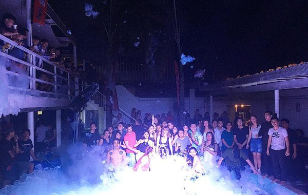 Filipinler gece hayatı