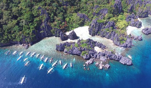 Hidden beach tekne turu