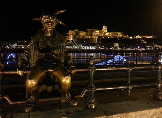 Macaristan gezilecek yerler Buda Kalesi