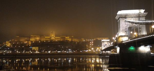 Orta Avrupa Budapeşte Macaristan