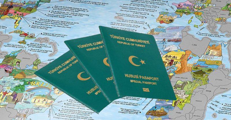 yeşil pasaport nedir