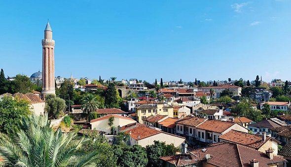 Antalya Kaleiçi Gezilecek Yerler