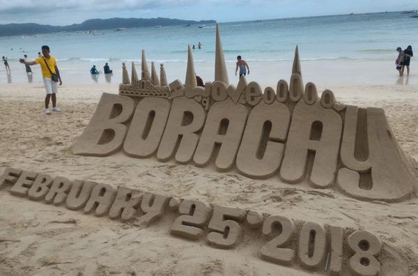 Boracay adası nerede