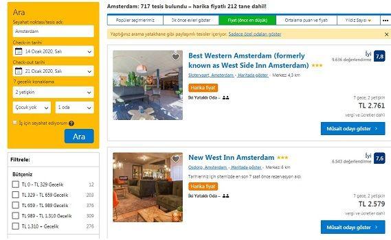 en iyi otel bulma web siteleri