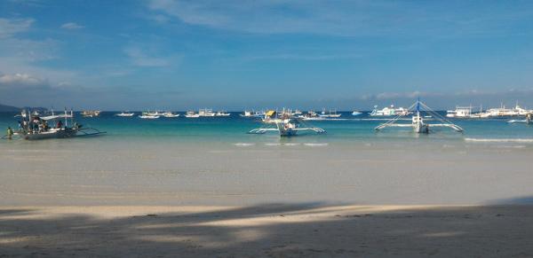 filipinler gezilecek yerler white beach
