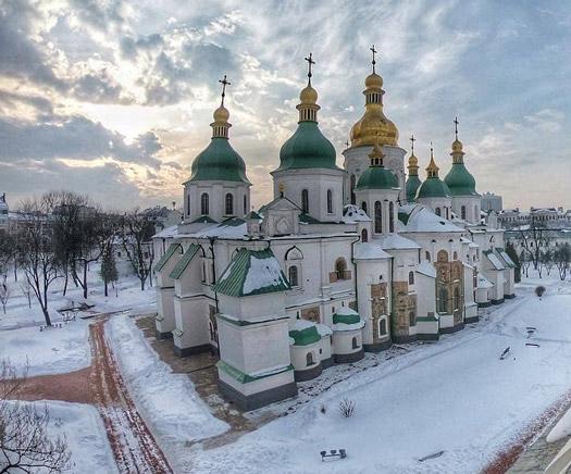 Kimlikle gidilen ülkeler - Ukrayna