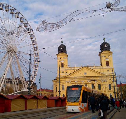 Macaristan gezilecek yerler - Debrecen