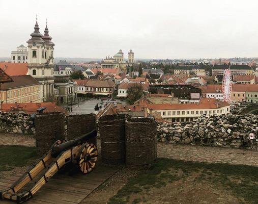 Macaristan gezilecek yerler - Eger