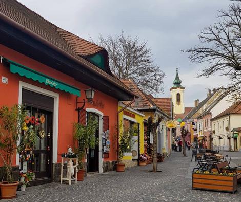 Macaristan gezisi