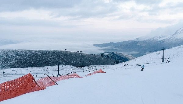 türkiye en iyi kayak merkezi - saklıkent