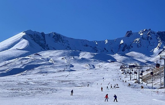 Türkiye kayak merkezleri - Erciyes