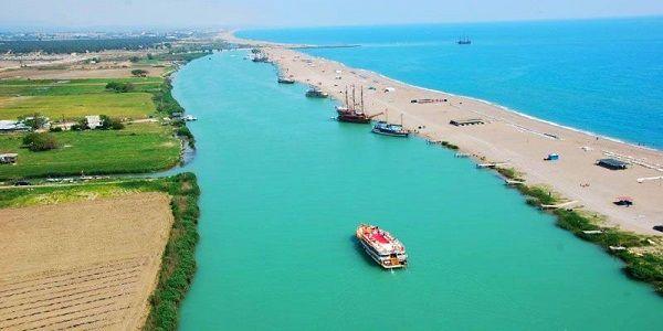 Manavgat Nehri Boğaz Plajı Nerede - Antalya Gezilecek Yerler
