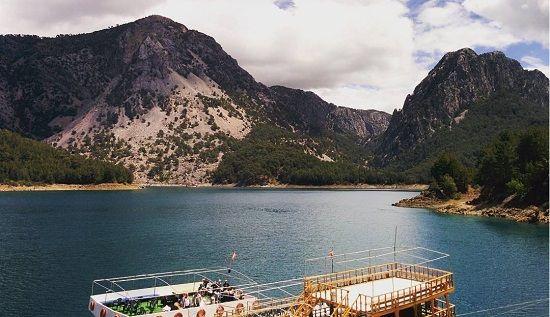 Manavgat Oymapınar Baraj Gölü Gezisi