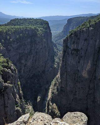 Tazı Kanyonu Nerede