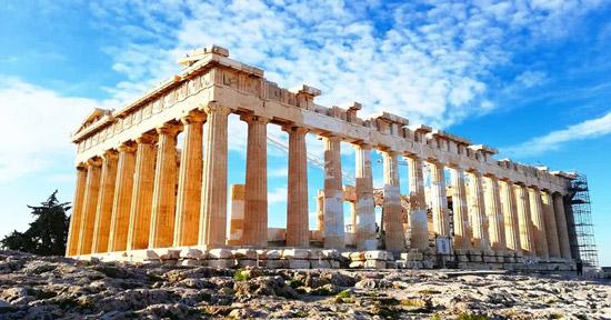 dünyanın en güzel şehirleri atina yunanistan acropolis parthenon