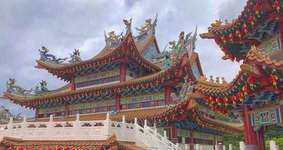 kuala lumpur nerede gezilecek yerler ve gezi rehberi thean hou temple