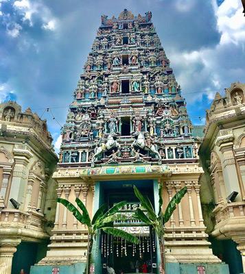 malezya başkenti neresidir - Sri Mahamariamman Temple
