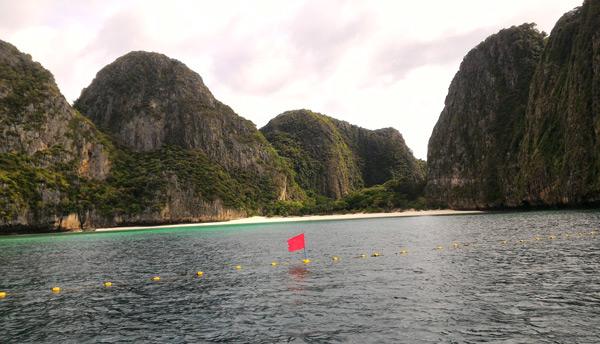 Nisan ayında denize nerede girilir Maya Bay Phuket Tayland