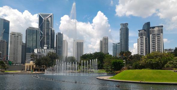 malezya başkenti gezilecek yerler klcc park