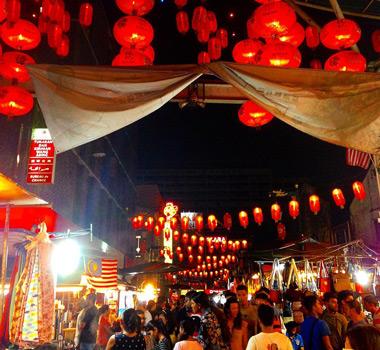 malezya gezilecek yerler hakkında bilgiler - chinatown