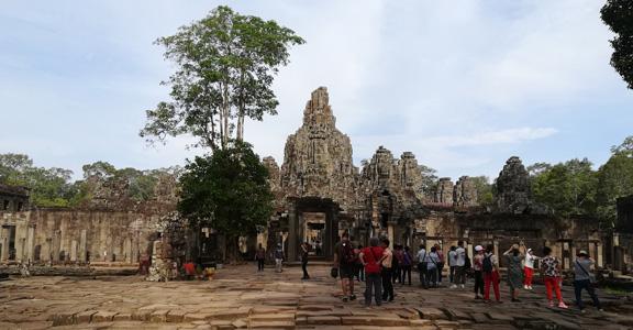 bayon tapınağı - angkor wat hangi ülkede yer almaktadır
