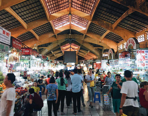Ben Thanh Market Ho Chi Minh City - Vietnam Ucuz Alışveriş Sitesi