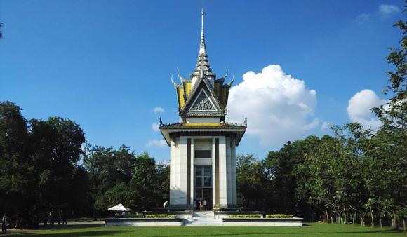 choeung ek ölüm tarlalari phnom penh
