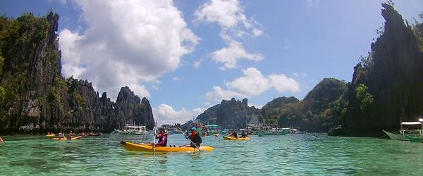 El Nido Adaları tekne turu gezisi Palawan adası gezilecek yerler