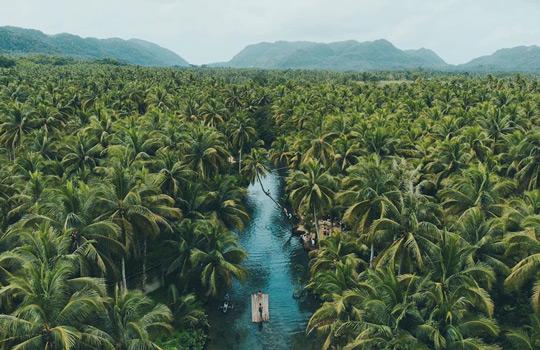 filipinlere ne zaman gidilir - mindanao siargao adası maasin river