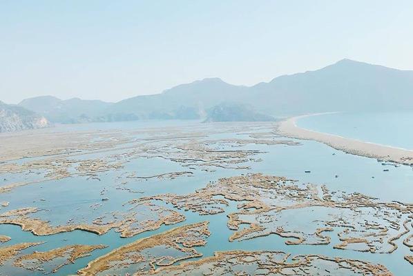 göcek çevresinde gezilecek yerler, dalyan iztuzu plajı