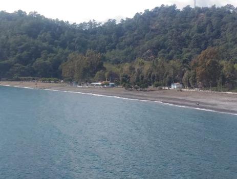 göcek çevresinde gezilecek yerler - inlice halk plajı gezi rehberi