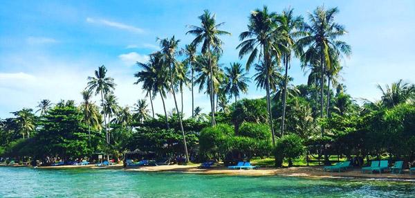 kamboçya gezilecek yerler - koh tonsah tavşan adası