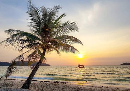 kep plajı gün batımı