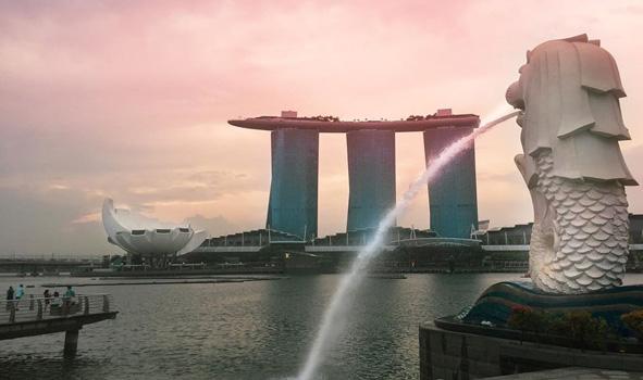 merlion heykeli, en zengin ülkeler yaşanılacak şehirler