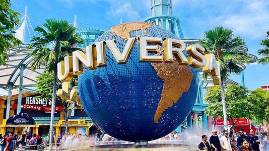 sentosa adası gezilecek yerler singapur universal studios tatili