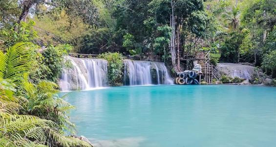siquijor adası gezisi cambuhagay şelalesi