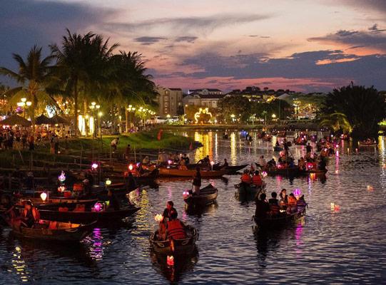 thu bon river hoi an, vietnam gezilecek yerler hakkında bilgiler